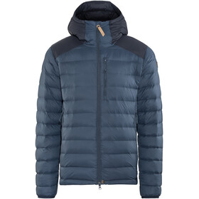Fjällräven Keb Touring Down Jacket Men Storm/Night Sky